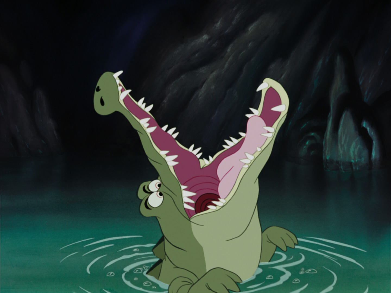 peter pan crocodile in - photo #13