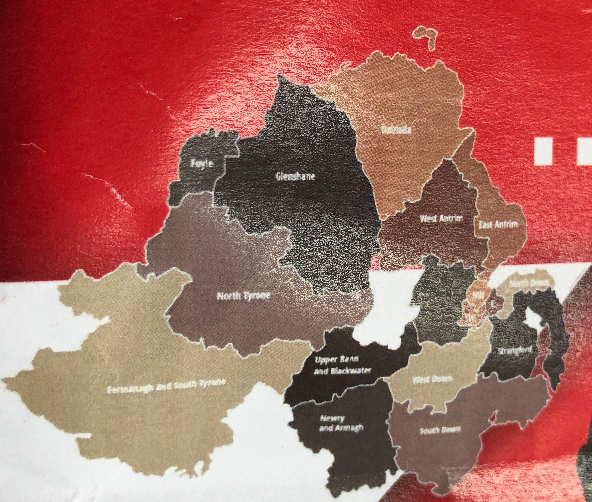 And now, the bad news: revised electoral boundaries - Jude Collins